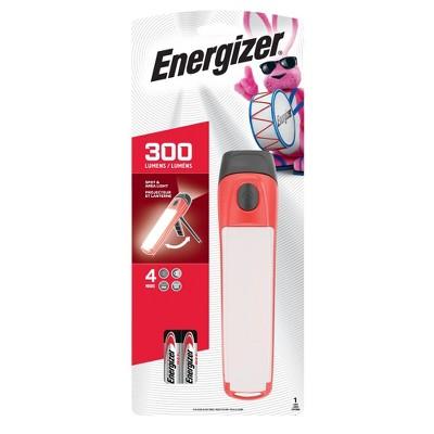 Energizer Spot & Area LED FlashLight Red