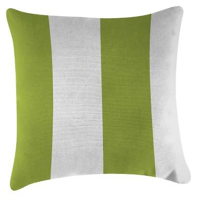 Jordan Set of Accessory Toss Pillows - Cabana Stripe Citrus