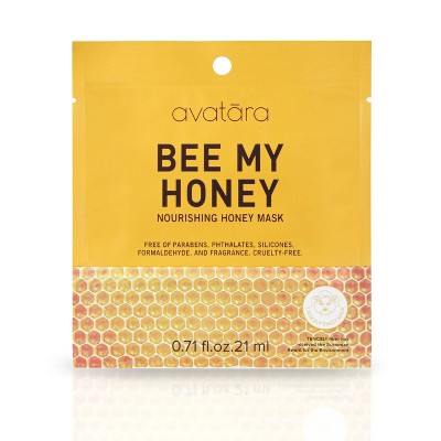 Avatara Bee My Honey Nourishing Honey Mask - 0.71oz