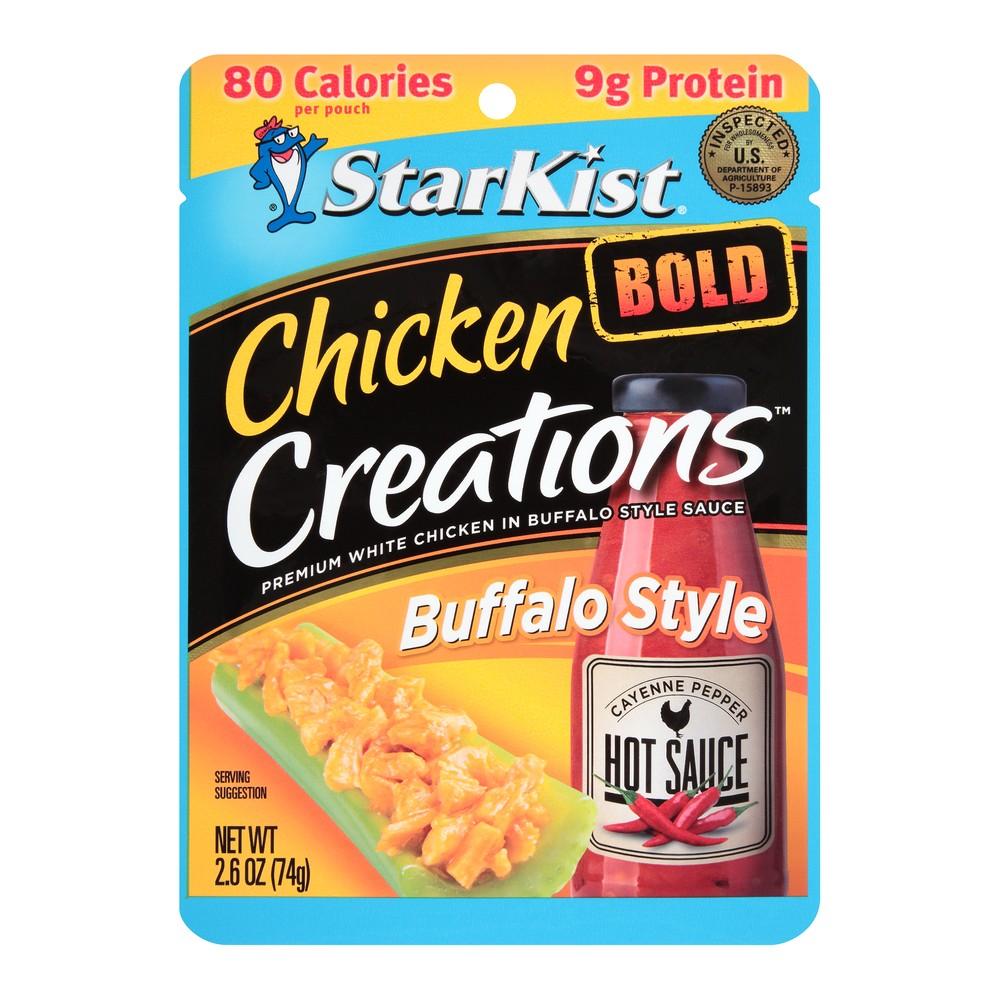 StarKist Chicken Creations Bold Buffalo Style Pouch - 2.6oz
