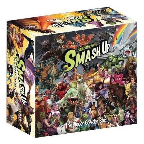 Bigger Geekier Box, The Board Game - image 1 of 1