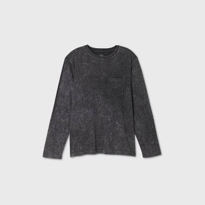 Men's Relaxed Fit Long Sleeve Crewneck T-Shirt - Original Use™