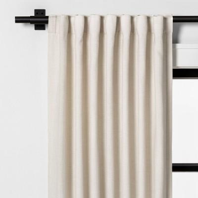 "84"" Curtain Panel Sour Cream - Hearth & Hand™ with Magnolia"