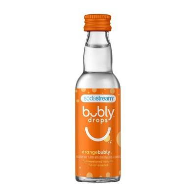 SodaStream Bubly Orange Drops