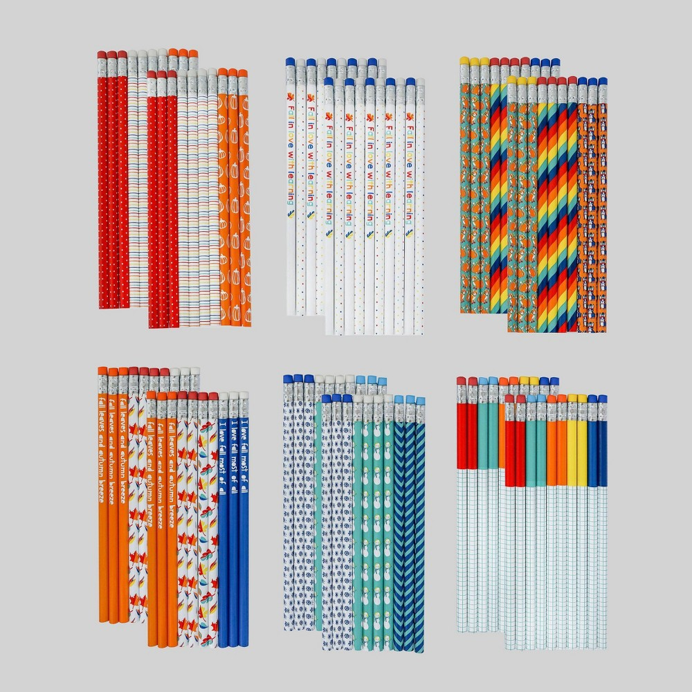 12pk #2 Pencils - Bullseye's Playground was $12.0 now $6.0 (50.0% off)