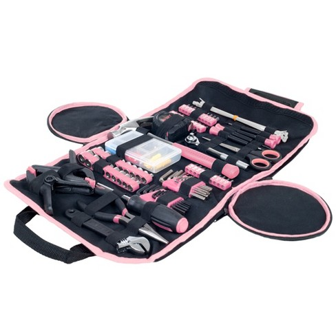 Stalwart 86pc Tool Set With Roll-Up Bag Clear - image 1 of 4