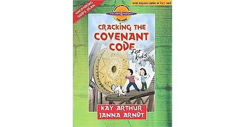Cracking the Covenant Code for Kids (Paperback) - image 1 of 1