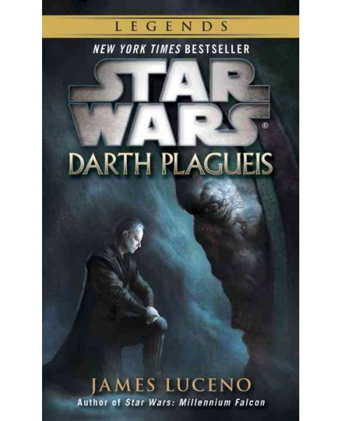 Darth Plagueis (Reprint) (Paperback) (James Luceno) - image 1 of 1