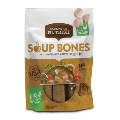 Rachael Ray Nutrish Soup Bones Dog Treats - Chicken & Veggie - 23.1oz