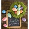 Egg-Shaped Chalks With Crates, Set Of 12 - Hearthsong - image 2 of 2