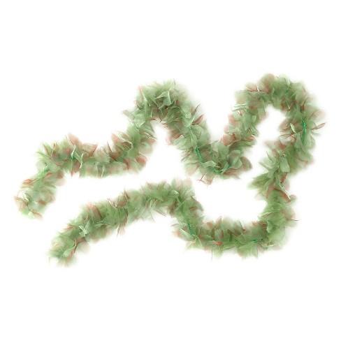 Halloween Seaweed Boa 72'' Green - One Size - image 1 of 1