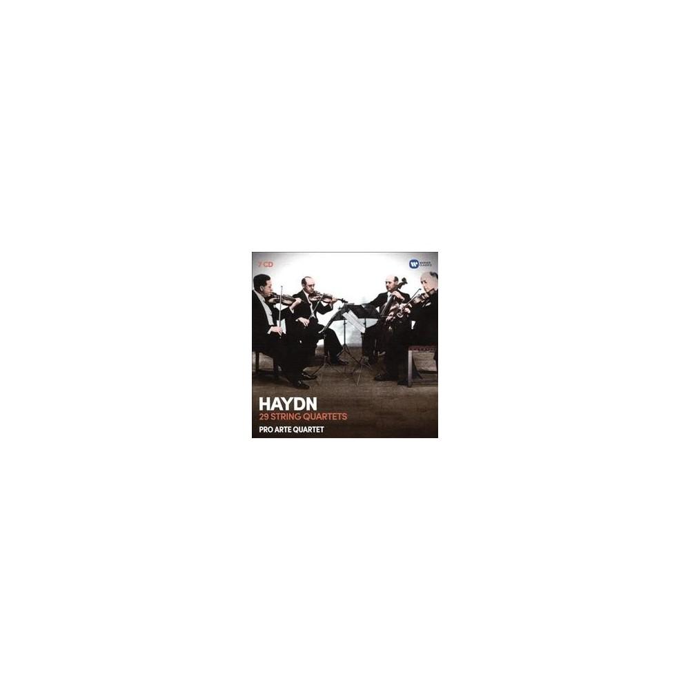 Pro Arte Quartet - Haydn:String Quartets (CD)