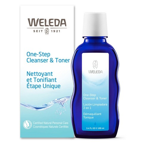 Weleda One-Step Cleanser & Toner - 3.4 fl oz - image 1 of 2