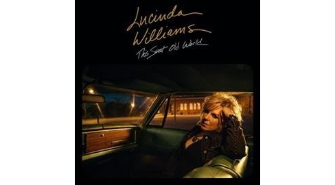 Lucinda Williams - This Sweet Old World (CD) - image 1 of 1