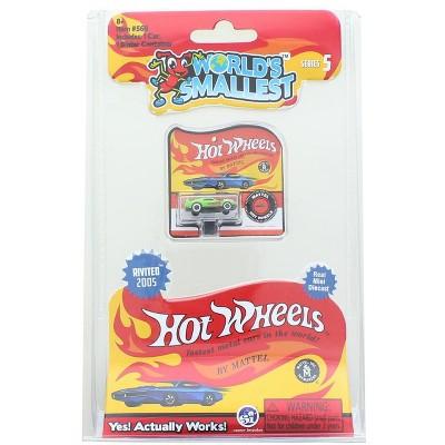 Super Impulse Worlds Smallest Hot Wheels Series 5 | One Random