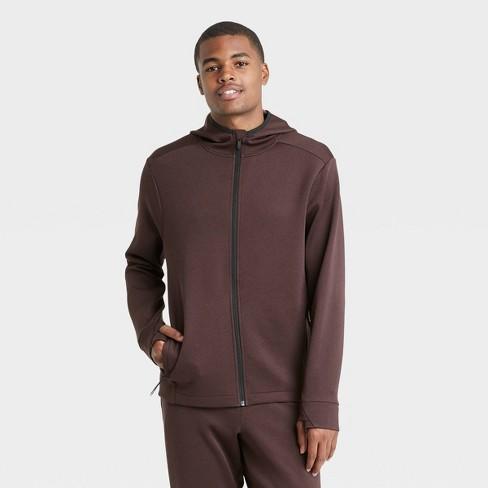 Men's Tech Fleece Full Zip Hoodie - All in Motion™  - image 1 of 4