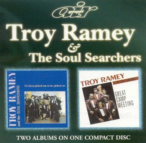 Troy ramey - I've been picked out to be picked on (CD) - image 1 of 1