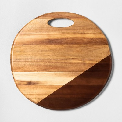 Circle Serve Board Large - Hearth & Hand™ with Magnolia