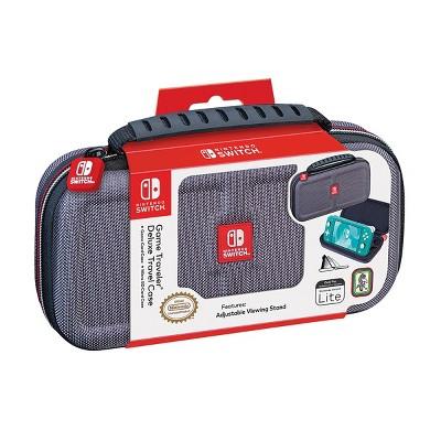 NLS140-Nintendo Switch Lite Game Traveler Deluxe Travel Case