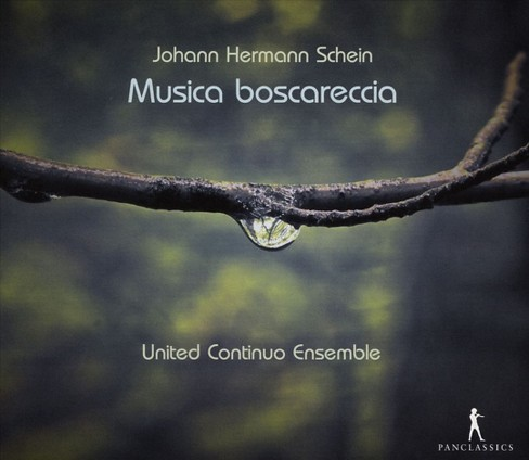 United continuo ense - Schein:Musica boscareccia (CD) - image 1 of 1