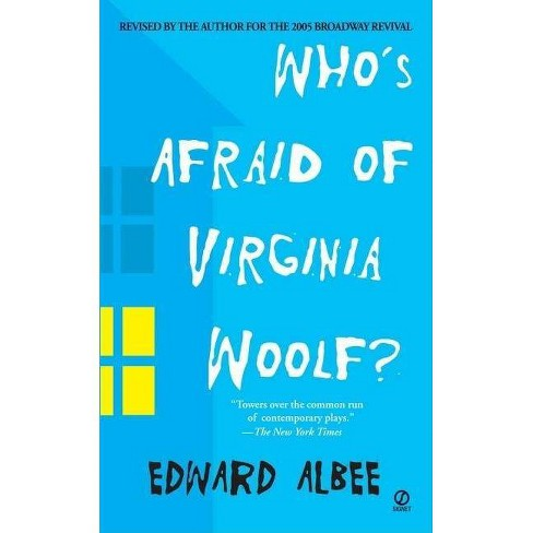 Who's Afraid of Virginia Woolf? - by  Edward Albee (Paperback) - image 1 of 1