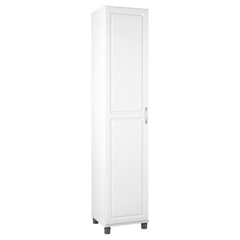 "16"" Boost Storage Cabinet White - Room & Joy - image 1 of 4"