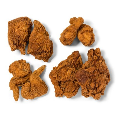 Crispy Fried Chicken - 8pc - Archer Farms™