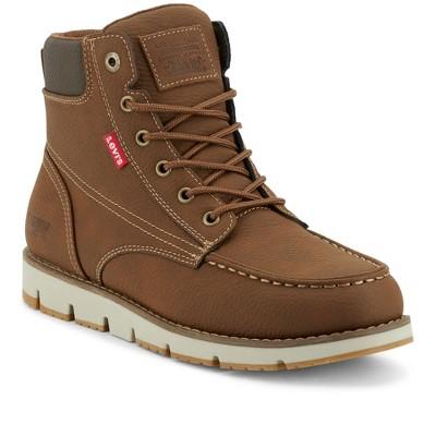 Levi's Kids Dean Waxed UL NB Unisex Moc Toe Sneaker Boot