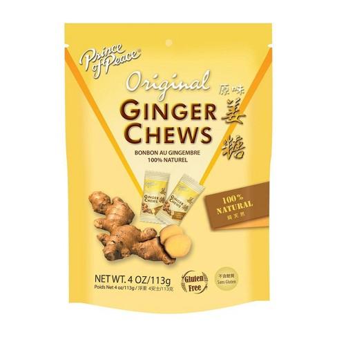 Prince of Peace Ginger Chews Original - 4oz - image 1 of 1