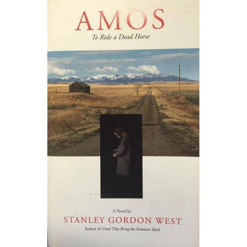 Amos - by  Stanley Gordon West (Paperback) - image 1 of 1