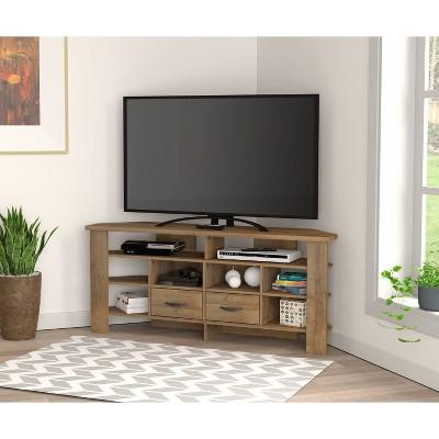 """60"""" Corner TV Stand - Inval"""