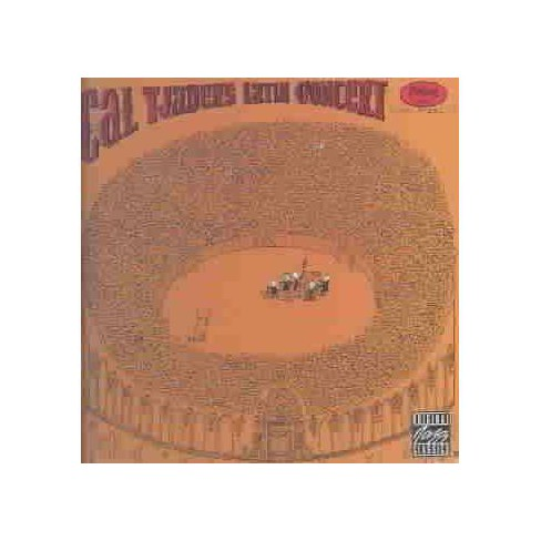 Cal Tjader - Latin Concert (CD) - image 1 of 1