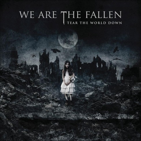 We Are the Fallen - Tear the World Down (CD) - image 1 of 1