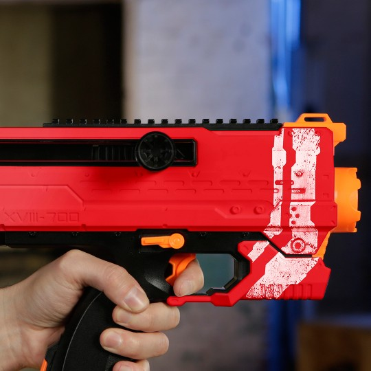 NERF Nerf Rival Helios XVIII-700 (red) image number null