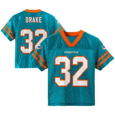 e4e9537c Miami Dolphins Toddler Player Jersey 2T