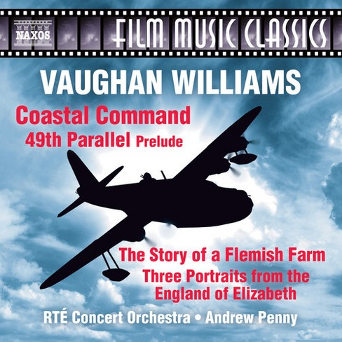 Rte concert orchestr - Vaughan williams:Coastal command 49th (CD) - image 1 of 1