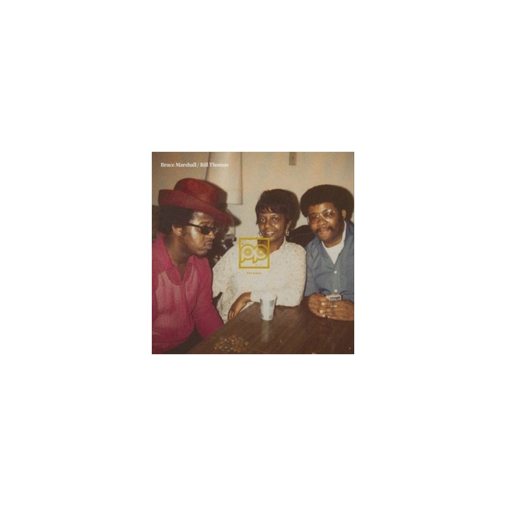 Bruce Marshall - Bruce Marshall/Bill Thomas (Vinyl)