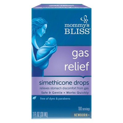 Mommy's Bliss Gas Relief Simethicone Drops - 1 fl oz
