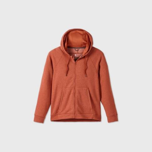 Men's Fleece Full Zip Hoodie Sweatshirt - All in Motion™ - image 1 of 4