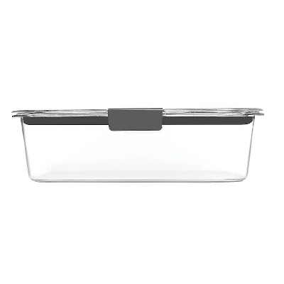 Rubbermaid 9.6 Cup Brilliance Food Storage Container
