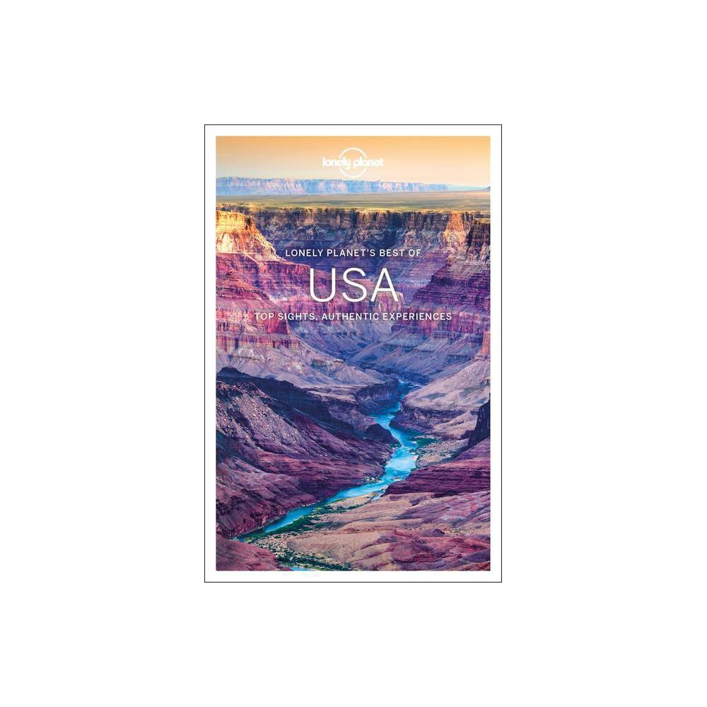 Lonely Planet Best Of Usa Best Of Country 3rd Edition Paperback