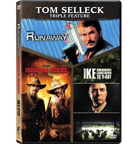 Ike:Countdown To D Day/Runaway/Shadow (DVD) - image 1 of 1