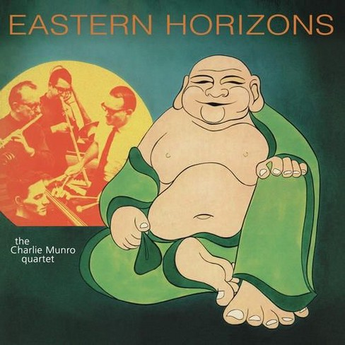Charlie quart munro - Eastern horizons (CD) - image 1 of 1