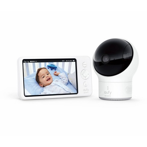 eufy Security by Anker Spaceview Pro Baby Monitor and Camera 720p - image 1 of 4