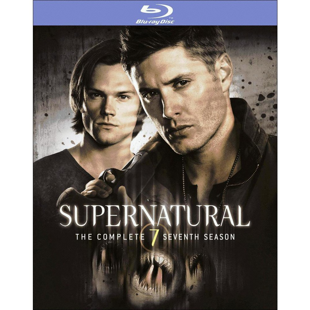 Supernatural: The Complete Seventh Season (4 Discs) (Blu-ray)