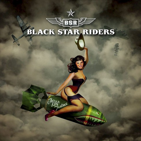 Black star riders - Killer instinct (CD) - image 1 of 2