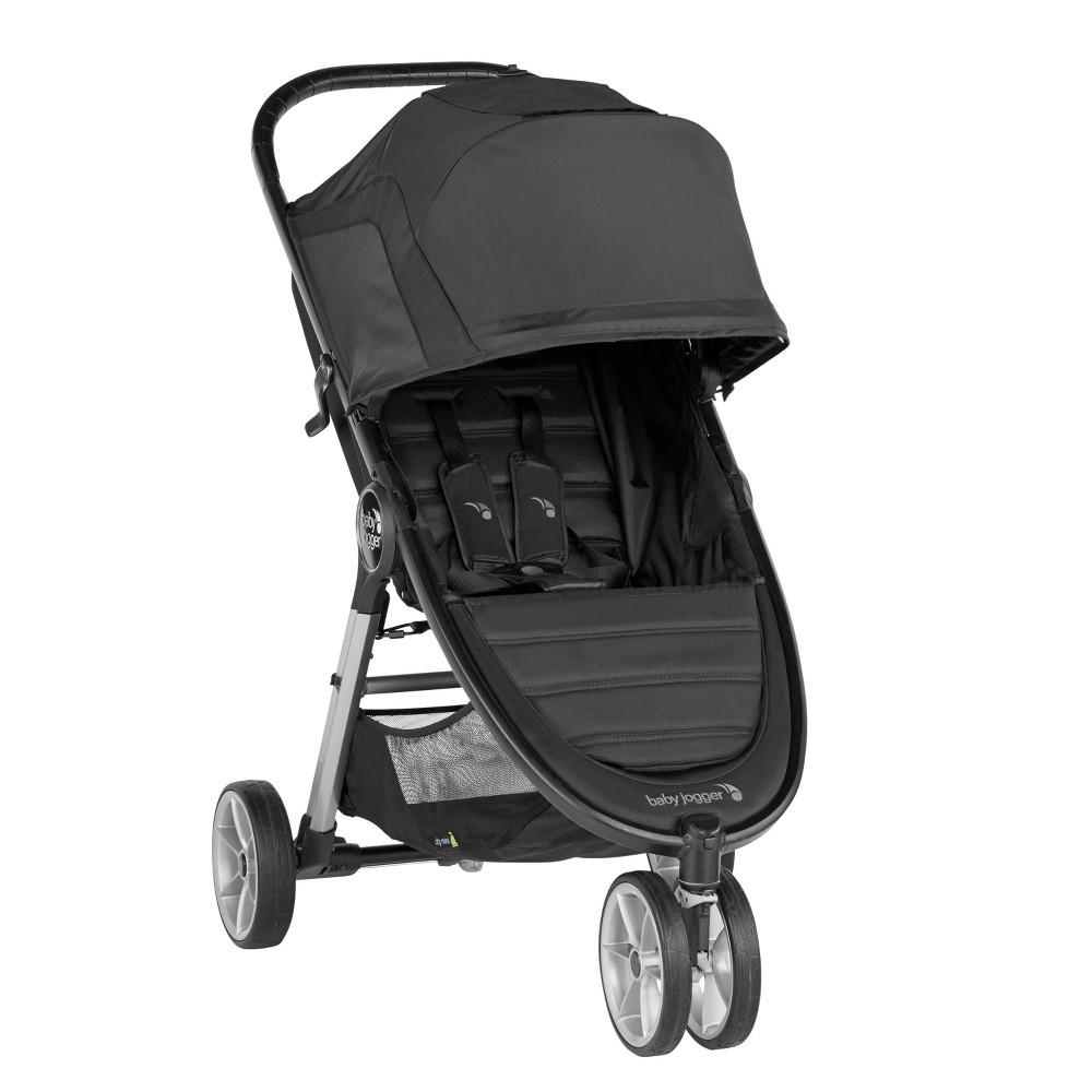 Image of Baby Jogger City Mini 2 Single Stroller - Jet