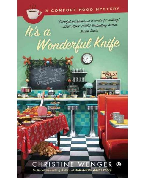 It's a Wonderful Knife (Paperback) (Christine Wenger) - image 1 of 1