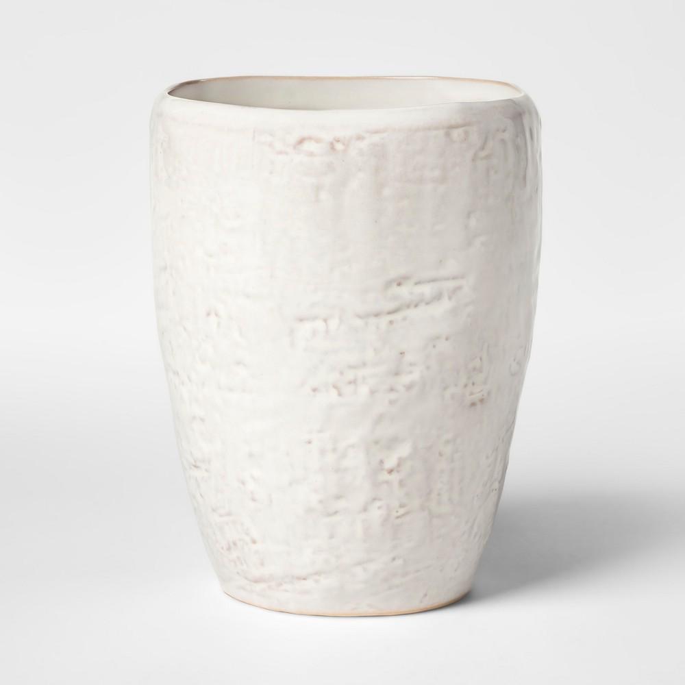 Cravings by Chrissy Teigen Stoneware Utensil Crock White
