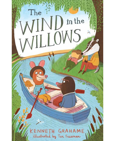 Wind in the Willows -  by Kenneth Grahame (Paperback) - image 1 of 1